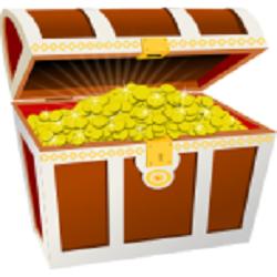 Tron Treasure Hunt logo