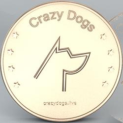 Crazy Dogs Live logo