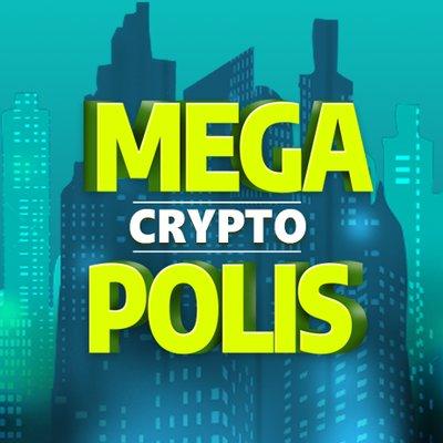 Mega Crypto Polis (ETH) logo