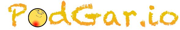 Podgar.IO logo