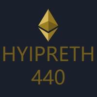 HYIPR ETH 440 logo