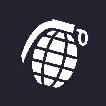 Frag Token logo