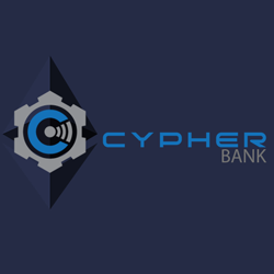 Cypher Bank logo