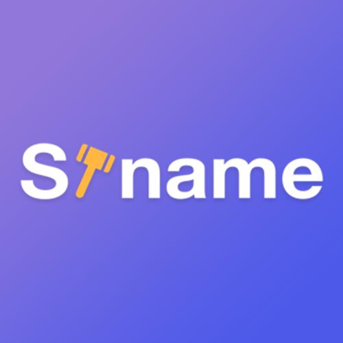 STname logo