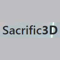Sacrific3D logo