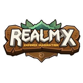RealmX logo