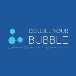 Double Your Bubble logo