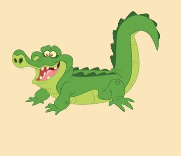 Ether Crocs Farm logo