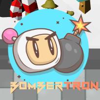 BomberTRON logo