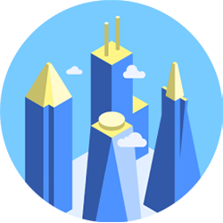 BlockCities logo