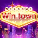 Win.town logo