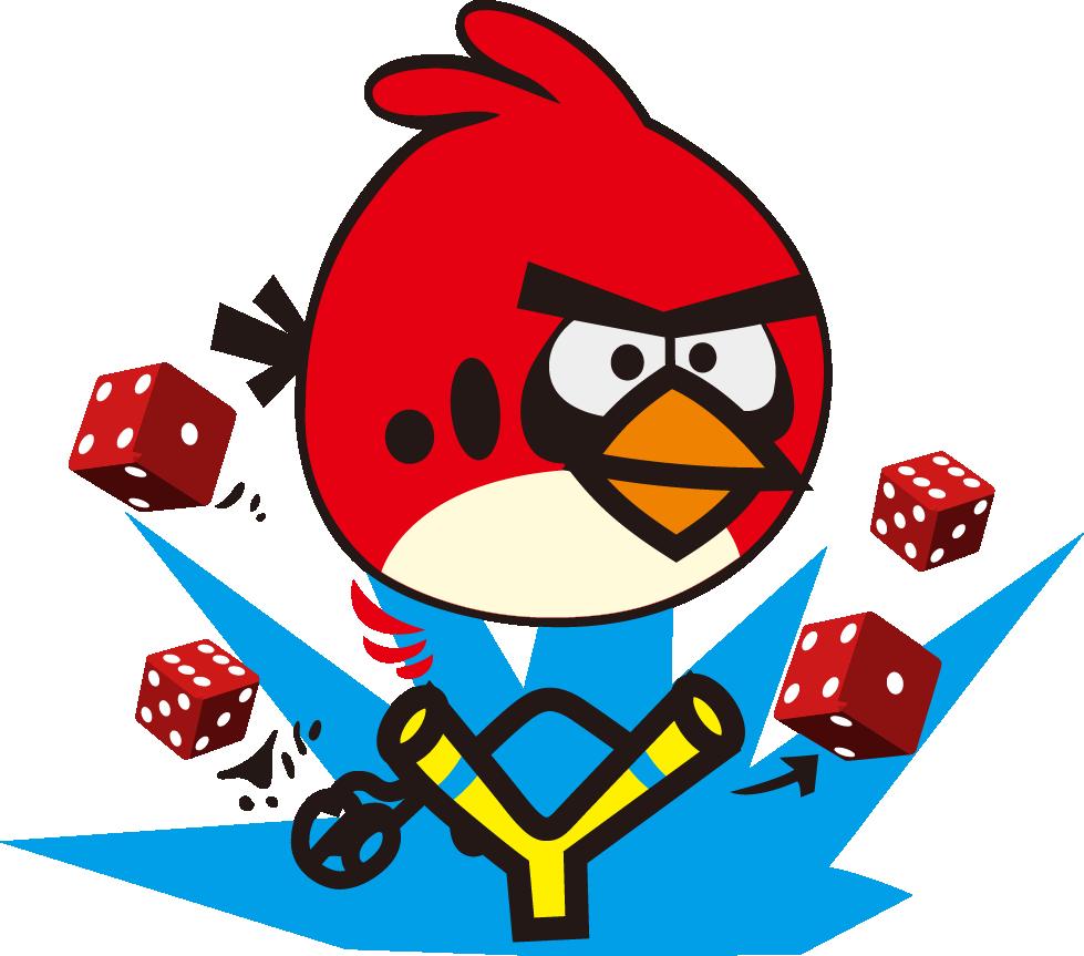 Angry Dice logo