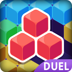 Hexa Puzzle Duel logo
