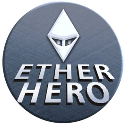 EtherHero logo