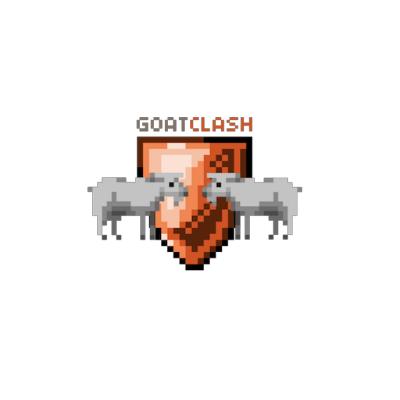 Goat Clash logo