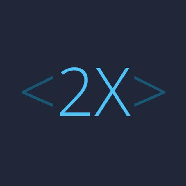 2X Knockout logo