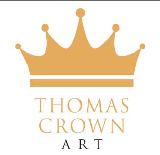 Thomas Crown Art logo