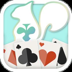 Squirrel Poker (TRON) logo