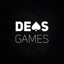 DEOS Games logo