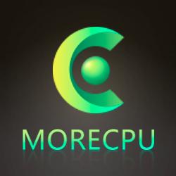 moreCPU logo