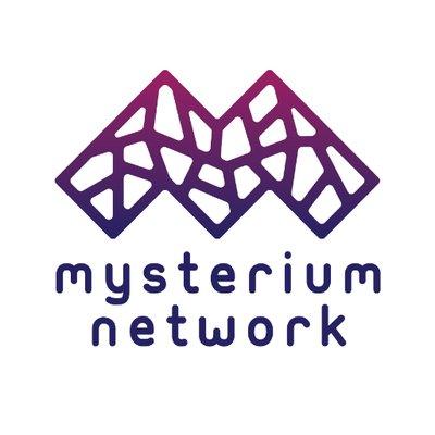 Mysterium Network logo