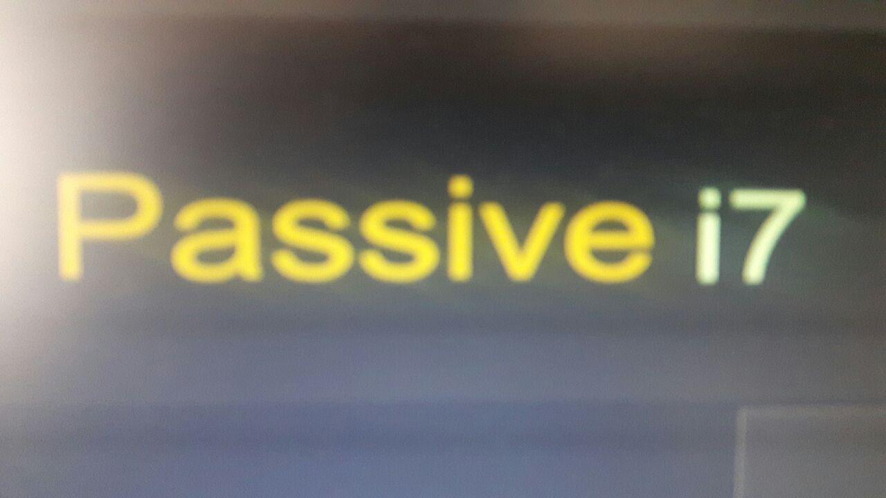7% daily from Passive-i7 logo