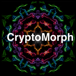 CryptoMorph logo