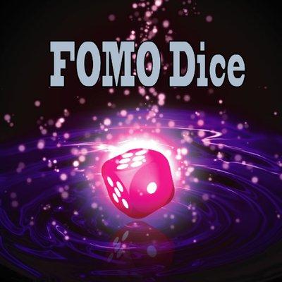 FOMO Dice logo