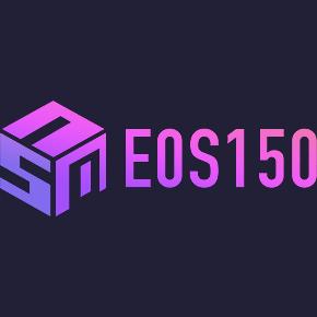 EOS150 logo