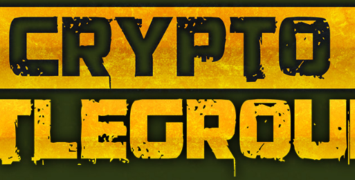 Crypto Battlegrounds logo