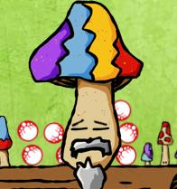 Magic Mushrooms logo