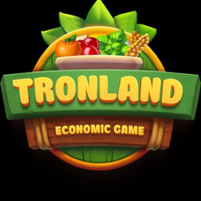 TRONLAND logo