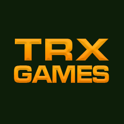 TRXGAMES Poker,Dice,REFERRAL 4.0% of all bets! logo