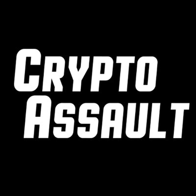 CryptoAssault logo