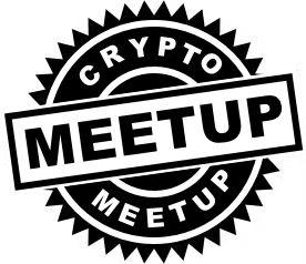 CryptoMeetup logo