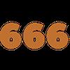 Tron666 logo