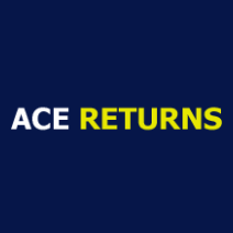 Ace Returns logo