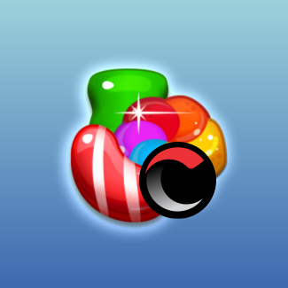 Candy Crunch DApp logo