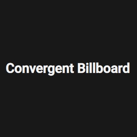 Convergent Billboard logo