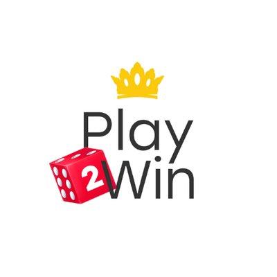 Playtowin.io logo