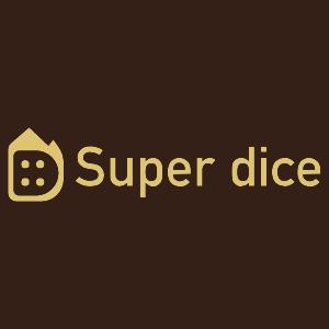 SuperDice logo