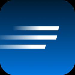 DeFlast logo
