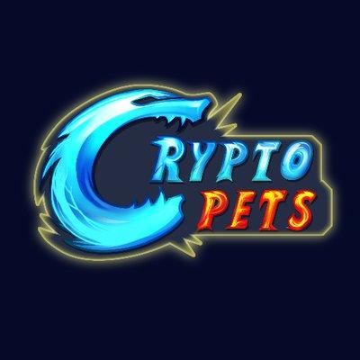 CryptoPets logo