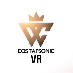 EOS TAPSONIC VR logo