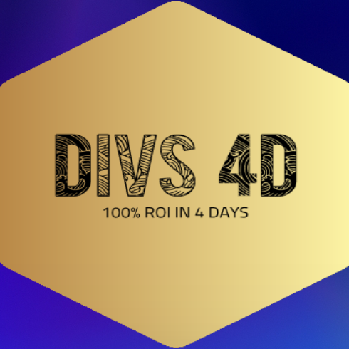 Divs4D logo
