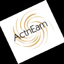 ActnEarn logo