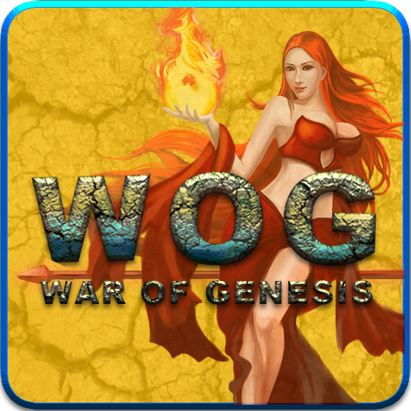 War of Genesis logo