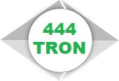 444TRON logo