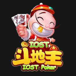 IOST Poker logo