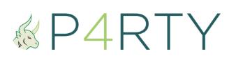 P4RTY logo